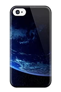 Hot Design Premium Iphone Tpu Case Cover Iphone 4/4s Protection Case Hd Space