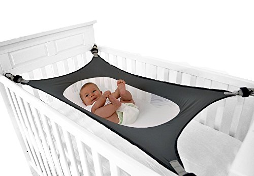 Crescent Womb Infant Safety Bed - Breathable & Strong Material That Mimics The Womb While Reducing The Environmental Risks Associated With Early Infancy, (Baby Hammock Crib)