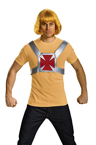Disguise Men's He-Man Costume Kit, Multi, One