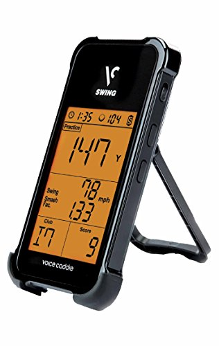 Voice Caddie SC 100 Portable Golf Launch Monitor