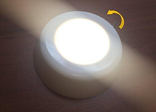 Pactrade Marine 2 Of Boat Warm White /& Blue LED Ceiling Light Glare Free Lens