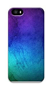 iPhone 5 5S Case Blue Bleed 3D Custom iPhone 5 5S Case Cover