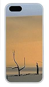 Case For Sam Sung Galaxy S4 Mini Cover Desert Tree PC Custom Case For Sam Sung Galaxy S4 Mini Cover Cover White