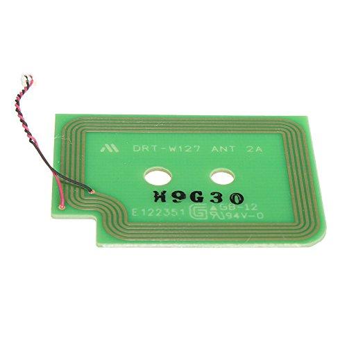 WiFi Antena NFC tablero almohadilla de repuesto para Wii U GamePad Sensor inalámbrico Serial módulo transceptor molde
