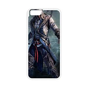 iPhone 6 4.7 Inch Case Covers White Assassins Creed Black Flag D2KM