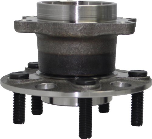 Brand New (Both) Front Wheel Hub and Bearing Assembly Chryler Dodge 5 Bolt FWD W/o ABS (Pair) 512331 x2
