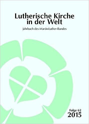 Book Lutherische Kirche in der Welt / Jb. Martin-Luther Bund