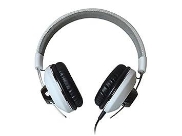 Maxell Retro DJ2 MXH-HP 600 - Auriculares de diadema con micrfono (sensibilidad del