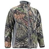 Nomad Harvester Full Zip Jacket, Moss Oak Break-Up Country, 2XL