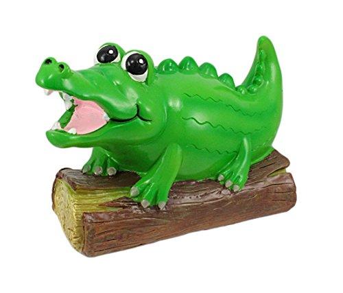 Adorable Alligator Coin Bank Piggy Gator