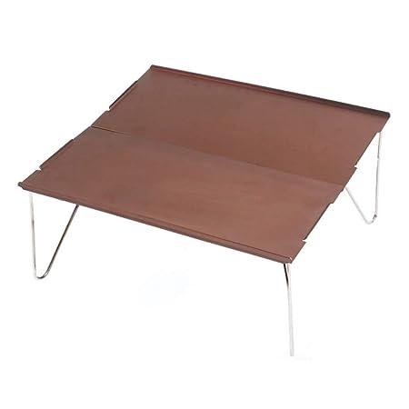Mesa plegable de exterior Portátil Mini Mesas plegables for ...