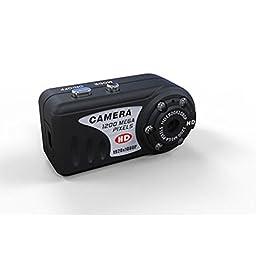 1080p Metal Hidden Mini Camcorders Thumb Mini Dv Digital Camera Recorder Q5 Hd DVR