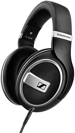 Sennheiser HD 599 SE Around Ear Open Back Headphone (Amazon Exclusive)