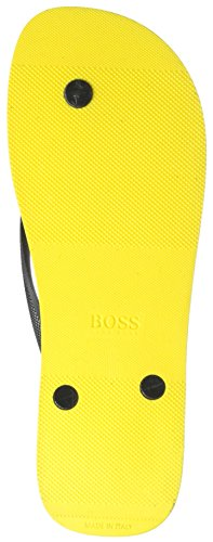 Hugo BOSS Black Wave Boss Sandal Flop Thong Flip Men's Green RrqR5wU