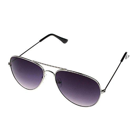 de rétro unisexe De Covermason en Lunettes classique femmes lunettes hommes métal Ruban Gris Soleil Armature soleil zWPWqnaR