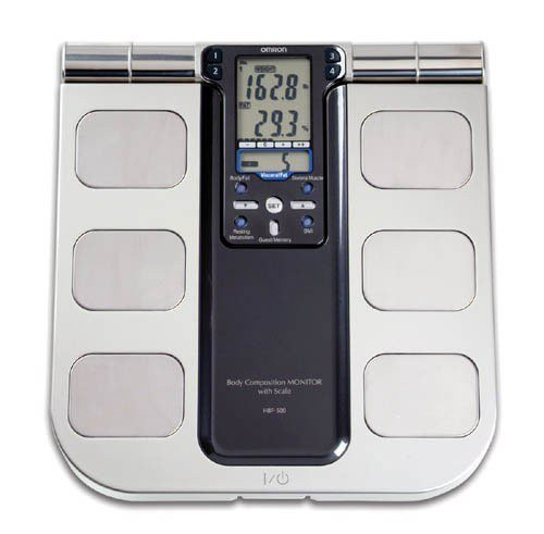 Complete Medical HBF510W Body Composition Monitor with Scale by Coplete medical by Coplete medical