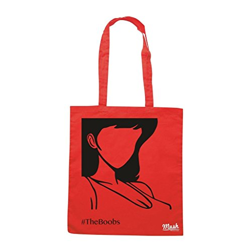 Borsa Fujiko Lupin - Rossa - Cartoon by Mush Dress Your Style
