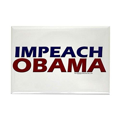 Acorn Barack Obama - CafePress IMPEACH OBAMA Rectangle Magnet Rectangle Magnet, 2