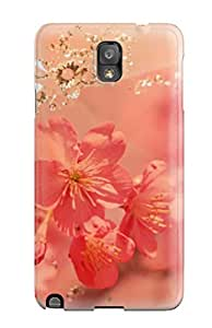 Protection Case For Galaxy Note 3 / Case Cover For Galaxy(flower S )