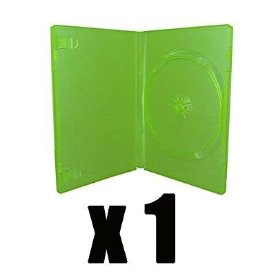 1caja verde para juegos Videos Xbox–compra unitario