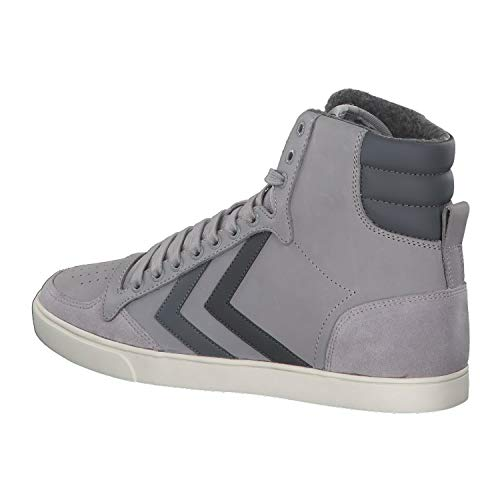 Hummel Slimmer High Unisex 1100 Stadil adulto Collo Duo 942 Oiled Alto 201 A Sneaker Alloy qqnrxCdwZ