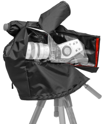 Manfrotto MB PL-CRC-12 Video Raincover (Black) by Manfrotto