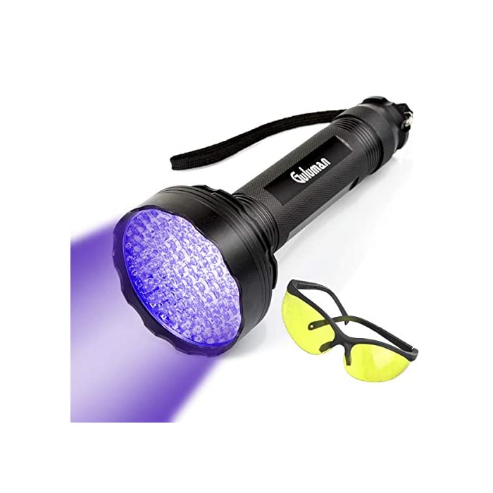 UV-Flashlight-100-LED-Blacklight-Flashlights