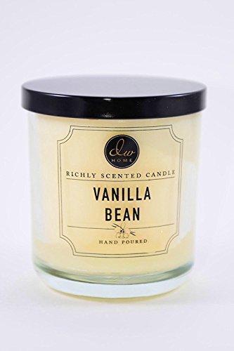 - DW Home Small Single Wick Candle Vanilla Bean Scent 4 oz.
