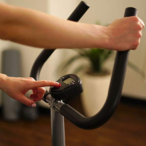 Sunny Health & Fitness Twist Stepper Step Machine w/Handle Bar and LCD Monitor - NO. 059 by Sunny Health & Fitness (Image #16)