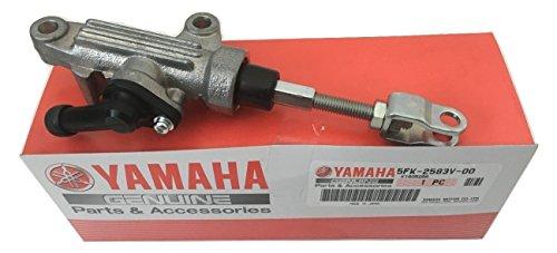 Yamaha Cylinder - YAMAHA BANSHEE WARRIOR 350 REAR BRAKE MASTER CYLINDER