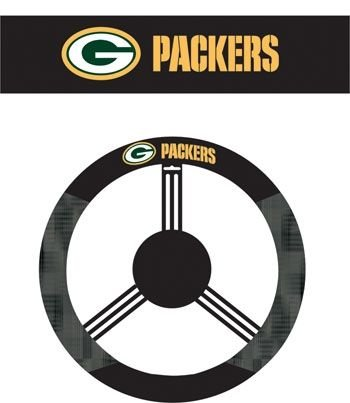 Green Bay Packers Steering Wheel Cover - Green Bay Packers Steering Wheel