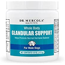 Biosense Clinic Dr Mercola Whole Body Glandular Support for Pets – Male 75scoops(113g)(4oz)