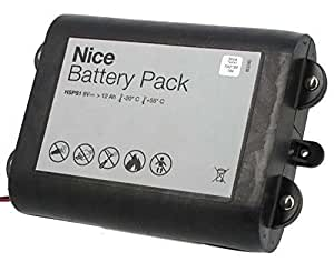 HSPS1 NICE alarma antirrobo Conjunto de baterías de 9 V (12AH)