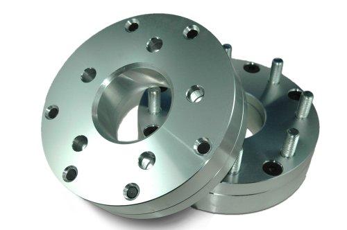 4 Wheel Adapters 5 Lug 127mm to 8 Lug 165.1mm by ezaccessory (Image #1)