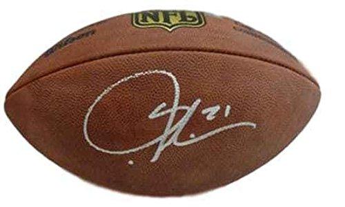 LaDainian Tomlinson Autographed Football - Authentic 13606 - Autographed (Ladainian Tomlinson Autographed Football)