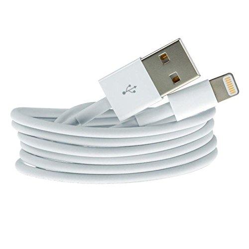 3 opinioni per Cavi di ricarica, Masumark 1,8m (2m) Cavi USB per iPhone 6, 6Plus, 5S, 5C,