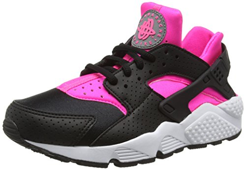 Running Rose Multicolore Femme Run Black Pink Blast Nike Air White Entrainement de Chaussures Huarache UUZqX