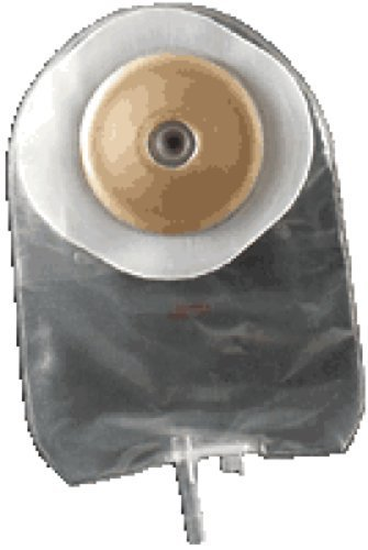 Convatec ActiveLife One-Piece Urostomy Pouch with Pre-Cut Convex Durahesive Skin (Convex One Piece)