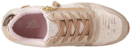 Lico Women's Ginger H Low-Top Sneakers Gold (Rosegold Rosegold) 6ul1y5MiC