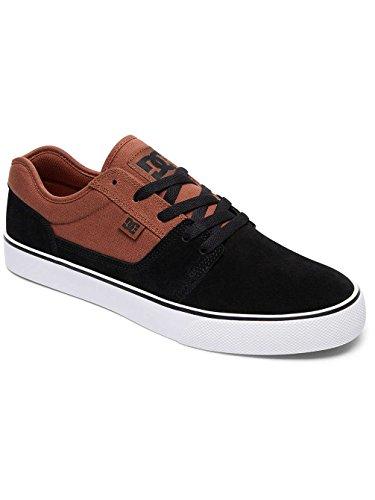 Shoes Dc camel Black Baskets Tonik Basses Homme Pqxqgfd