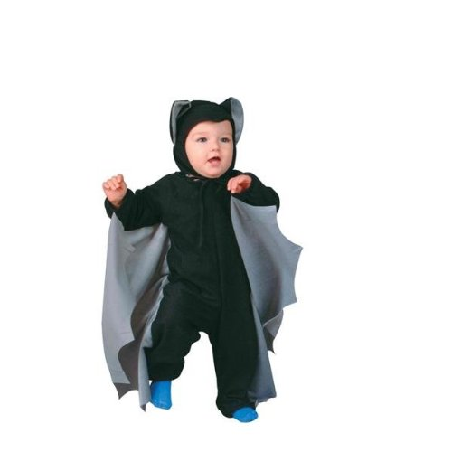 Toddler Vampire Costumes (RG Costumes Grey Cute-T Bat Toddler Costume)