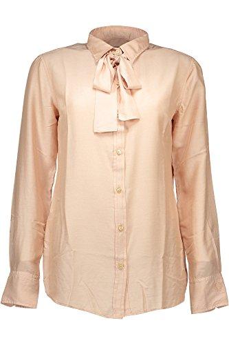 Con Las Mujer Fred Perry 31202512 Camisa Mangas Rosa Largas tIxPIfwq1