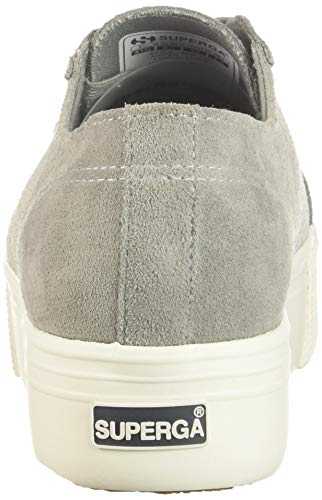 Suede 2790 Sneaker Superga Suecotlinw Grey Women's 7wWxqO