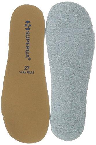 Le Superga - 2750-jvel Classic - Bambini - Full Grey Sage - 27 Turquoise