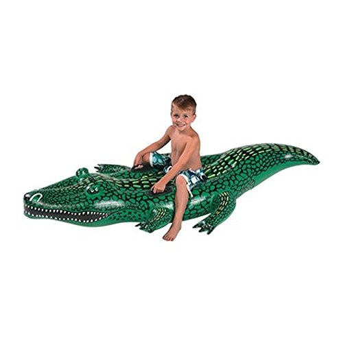 SunSplash Gator Float for Swimming Pools -  400-2-3921