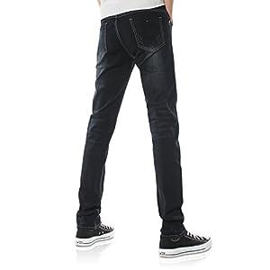 Demon&Hunter 808B Series Men's Skinny Fit Slim Jeans