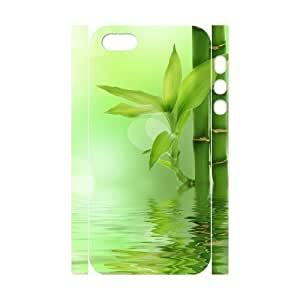 Cool Painting Bamboo Customized 3D Cover Case for Iphone 5,5S,custom phone case case-335618 by icecream design