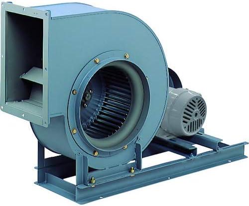 テラル シロッコファン 多翼送風機 片吸込片持形 ベルト駆動式 CLF6No1RSDI0.2