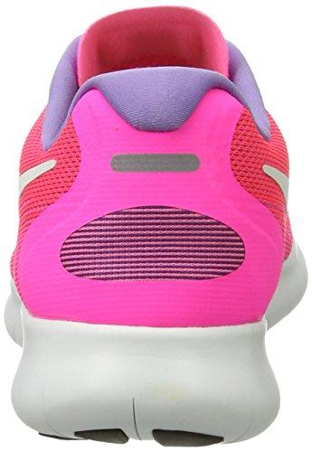 sports shoes a910f f0fc4 Nike Free Run 2017, Zapatillas de Entrenamiento para Mujer, Rosa Racer  Pink Off White Pink Blast Brt Mango, 365 EU Venta 2014