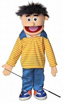"""25"""" Bobby, Peach Boy, Full Body, Ventriloquist Style Puppet from Silly Puppets"""